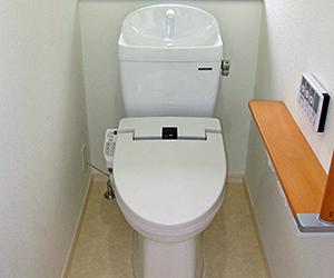 トイレクリーニング事例
